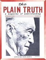 Pope Paul VI Calls for CHURCH UNITY Plain Truth Magazine November 1963 Volume: Vol XXVIII, No.11 Issue: