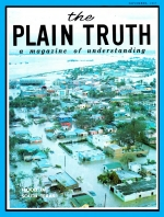 HURRICANE, TORNADOES, FLOODS WRECK SOUTH TEXAS Plain Truth Magazine November 1967 Volume: Vol XXXII, No.11 Issue: