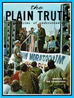 Thanksgiving Day... What does it mean to YOU? Plain Truth Magazine November 1969 Volume: Vol XXXIV, No.11 Issue: