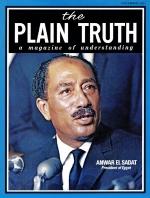 LOOK Magazine Dies... The Secret of The PLAIN TRUTH'S Amazing Vitality Plain Truth Magazine November 1971 Volume: Vol XXXVI, No.11 Issue: