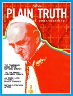 AN INSIDE LOOK AT WORLD POWER CHANGES A CONVERSATION WITH KLAUS MEHNERT Plain Truth Magazine November 1973 Volume: Vol XXXVIII, No.10 Issue: