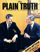 The TERRIBLE TRAGEDY of TERRORISM Plain Truth Magazine November-December 1982 Volume: Vol 47, No.9 Issue: