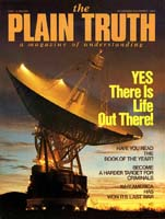 The Conservative World Comes Together Plain Truth Magazine November-December 1983 Volume: Vol 48, No.10 Issue: