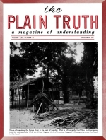 WHY Mental Breakdowns? Plain Truth Magazine December 1957 Volume: Vol XXII, No.12 Issue: