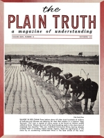 RED CHINA Plans Spring Invasion of India! Plain Truth Magazine December 1959 Volume: Vol XXIV, No.12 Issue: