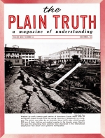 HOW to REAR CHILDREN Plain Truth Magazine December 1960 Volume: Vol XXV, No.12 Issue: