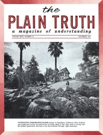 The Bible Answers Short Questions From Our Readers Plain Truth Magazine December 1961 Volume: Vol XXVI, No.12 Issue: