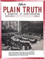 The CUBAN CRISIS what does it mean? Plain Truth Magazine December 1962 Volume: Vol XXVII, No.12 Issue: