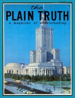 Personal from the Editor Plain Truth Magazine December 1966 Volume: Vol XXXI, No.12 Issue: