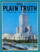 Plain Truth Magazine December 1966 Volume: Vol XXXI, No.12 Issue: