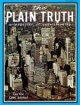 Plain Truth Magazine December 1970 Volume: Vol XXXV, No.12 Issue:
