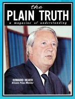BRITAIN: On Her Way to the Common Market Plain Truth Magazine December 1971 Volume: Vol XXXVI, No.12 Issue: