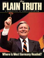 NEW POWER BLOC IN SOUTH AMERICA? Plain Truth Magazine December 1980 Volume: Vol 45, No.10 Issue: ISSN 0032-0420