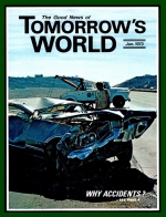 TOMORROW'S WORLD to Reach German, French, Spanish, Dutch in Their Languages Tomorrow's World Magazine January 1972 Volume: Vol IV, No. 1
