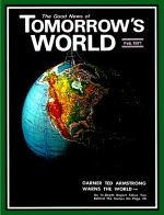Who Wrote the Law? Tomorrow's World Magazine February 1971 Volume: Vol III, No. 02