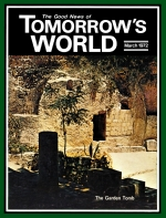 The Story of Man - Nebuchadnezzar Goes Insane Tomorrow's World Magazine March 1972 Volume: Vol IV, No. 3