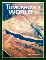 Death by Crucifixion - Is Jehohannan Jesus? Tomorrow's World Magazine April 1971 Volume: Vol III, No. 04