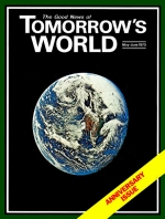 Science vs. Theology? - Lunar Geology What Makes the Moon Shine? Tomorrow's World Magazine May-June 1970 Volume: Vol II, No. 5-6