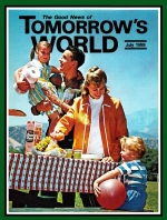 How to Be a Teenager Tomorrow's World Magazine July 1969 Volume: Vol I, No. 2