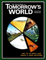 Have YOU Tried to Get Others Converted — Saved? Tomorrow's World Magazine July-August 1970 Volume: Vol II, No. 7-8