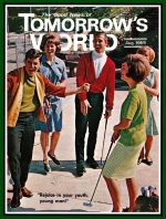 Why God Is Not Real to Most People Tomorrow's World Magazine August 1969 Volume: Vol I, No. 3