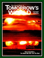 What Do You Mean - The End Of The World? Tomorrow's World Magazine August 1971 Volume: Vol III, No. 08
