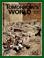 Jerusalem Through The Ages Tomorrow's World Magazine October 1971 Volume: Vol III, No. 10