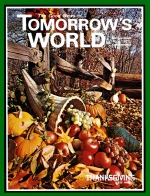 God's Power Tomorrow's World Magazine November 1971 Volume: Vol III, No. 11