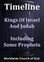 Timeline: 9. Kings Of Israel And Judah Including Some Prophets