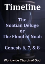 Timeline: 3. The Noatian Deluge or The Flood of Noah - Genesis 6, 7, & 8