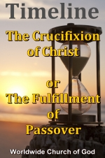 Timeline: The Crucifixion of Christ or The Fulfillment of Passover