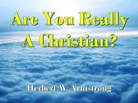 Listen to  Are You Really A Christian?