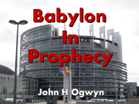 Listen to  Babylon In Prophecy
