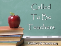 Listen to  Called To Be Teachers