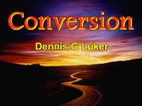 Listen to  Conversion