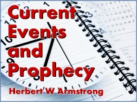 Listen to  Current Events and Prophecy