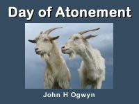 Listen to  Day of Atonement