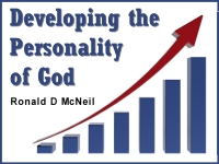 Listen to  Developing the Personality of God