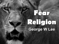 Listen to  Fear Religion