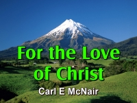Listen to  For the Love of Christ