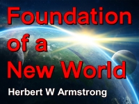 Listen to  Foundation of a New World