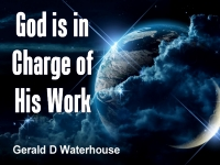 Listen to  God is in Charge of His Work