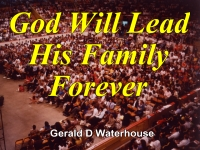 Listen to  God Will Lead His Family Forever