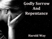 Listen to  Godly Sorrow And Repentance