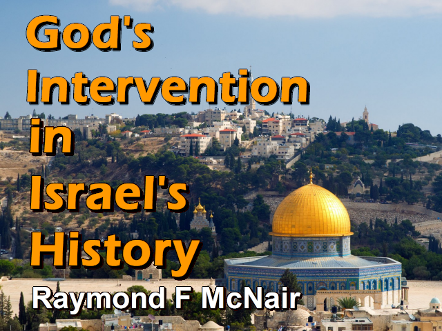 God's Intervention in Israel's History
