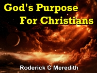 Listen to  God's Purpose For Christians