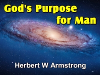 Listen to  God's Purpose for Man