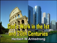 Listen to  God's Work in the 1st and 20th Centuries