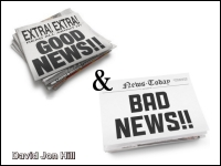 Listen to  Good News & Bad News