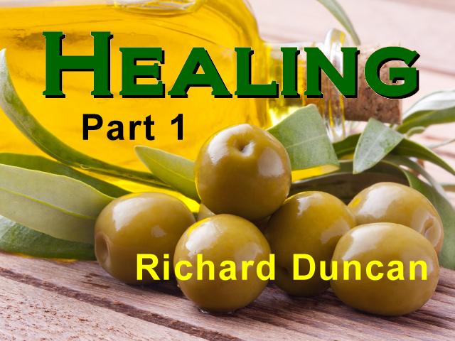 Healing - Part 1